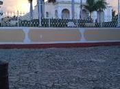 Trinidad Cuba Cannon Bollard...
