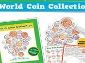 It's National Coin Week! Introduce Kids Coins with Little Passports' World Collection
