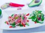 Seared Maldivian Tuna Dish!