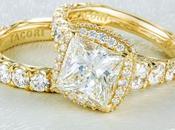 Tacori Gold Engagement Rings #TacoriTuesday