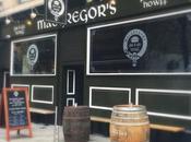Food Drink Review: MacGregors Howff, Blackfriars Street, Glasgow,