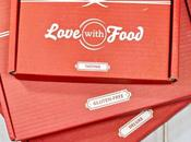 Love With Food Subscription Snacks Review