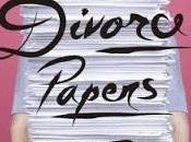 Review: Divorce Papers Susan Rieger