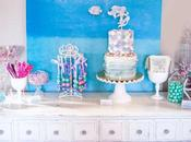Mermaid Birthday Party Modern Moments Design