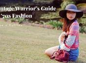 Vintage Warrior's Guide '70s Fashion