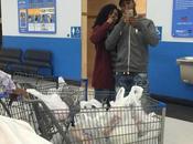 Woman Fights Back Against Walmart Filmers