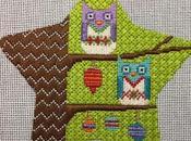 Stitch Falling Star Update-- Many Owls!