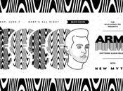 Wild Honey Presents ARMS Album Release Show with Myths