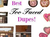 Best Faced Dupes! (Eye Palettes, Blushes, Bronzers)