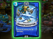 Skylanders Battlecast Plays 'collectable Cards', Card