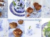 Gluten Free Pecan Cinnamon Muffins