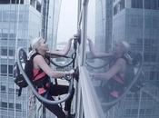 Watch: This Woman Climb 460-Foot Building Using Vacuum Cleaners