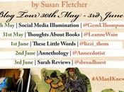 Tell About Knew Susan Fletcher: Blog Tour Review Plus Q&A with Author