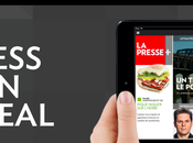 Presse+: Tablet Edition Success Story Montreal.
