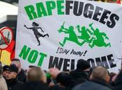Asylum Seekers Sexually Assaulted Women Concert Germany
