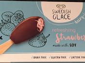 Swedish Glacé Dairy Free Strawberry Cream Sticks