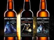 Finish Him! Officially Licensed MORTAL KOMBAT Beer Flawless Hangover