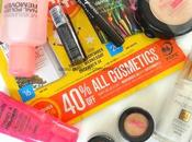 Cosmetic Sale Alert Cosmetics Haul Products Must Check