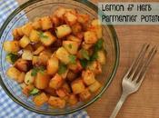 Lemon Herb Parmentier Potatoes