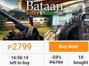 2D/1N Bataan Itinerary