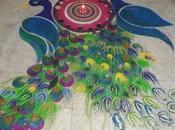 Intricate Beautiful Patterns Rangoli