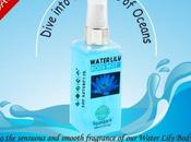 World Ocean's Nature's Launches Water Lily Body Mist