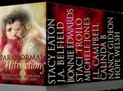 Paranormal Attractions Sneak Peeks: Romance Under Wraps