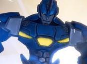 Infinite Arms Combines Transformers, Skylanders Gears