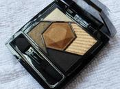 Maybelline Color Sensational Eyeshadow Quint Topaz Gold Review, Swatches, EOTD