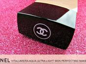 CHANEL Vitalumiere Aqua Ultra-Light Skin Perfecting Makeup Review