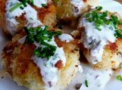Chive Bacon Mashed Potato Spheres