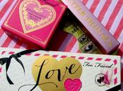 Sweethearts, Love, from Faced #beautybrands