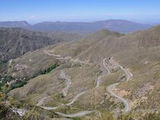 Expreso Andes: Crossing Andes