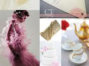 This Week's Wedding Color Inspiration: Ivory, Pink Gold