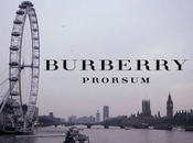 BURBERRY PRORSUM (London Fashion Week)