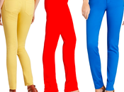 Monday Love::affordable Colored Denim