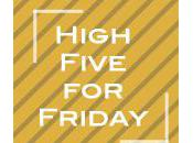 High Five Friday,