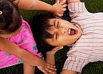 Help Reduce Sibling Rivalry