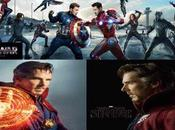 Marvel Superhero Movies Scheduled 2016
