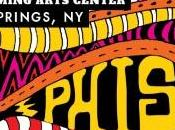 Phish: Live Webcasts Saratoga Springs Shows (July 1-3)