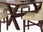 6-Seater Dining Table- Utility Joint Family
