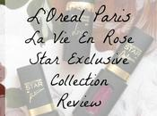 L'Oreal Paris Rose Star Exclusive Collection Liya's Delicate Rose, Julianne's Magnolia, Katrina's Orchid