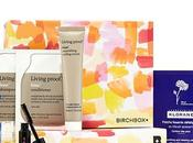 July 2016 Birchbox Sample Selection Available Now!