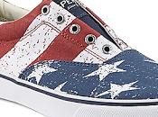 Stars, Stripes Slip-Ons: Sperry Striper Stars Sneaker