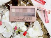 That Natural Makeup Look with Maybelline Blushed Nudes Flush