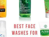 Best Face Washes Acne Prone Skin