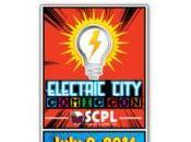 Electric City Comic