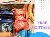 Road Trip Tips Tricks (Free Printables!)
