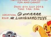 Lion Guard Twitter Party