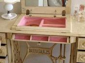 Vanity Table Ideas from Pinterest